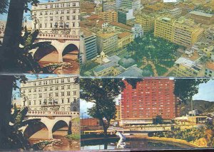 pc11338 postcard Colombia FOUR none postally used