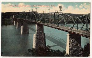 County Bridge, TN River, Chattanooga TN