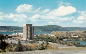 CITY OF CORNER BROOK, Newfoundland, Canada , 50-60s ; Provincial Building