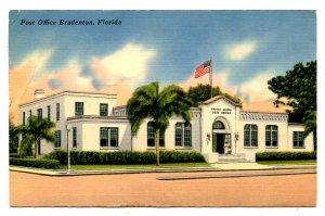 FL - Bradenton. Post Office