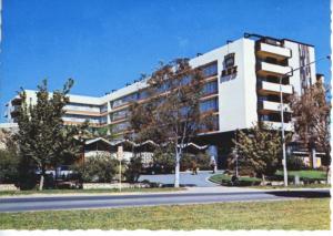Canberra Australia ACT Canberra Rex Hotel Hotels Postcard D24