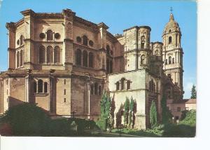 Postal 020167 : Catedrales de España, de Malaga