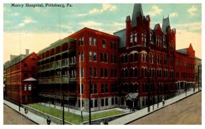 Pennsylvania Pittsburg , Mercy Hospital
