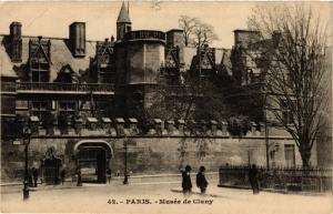 CPA PARIS (5e) - Musée du CLUNY - (219036)