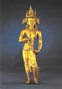 Vajrasattva - Nepalese Gilt Bronze