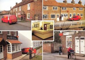 Royal Mail Hull Postcard, Picturesque Rural Post Offices around Hull V98