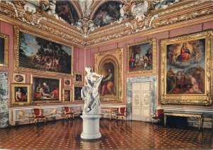 Postcard Italy Firenze - Pitti Palace - Palatine Gallery - The Giove's Room