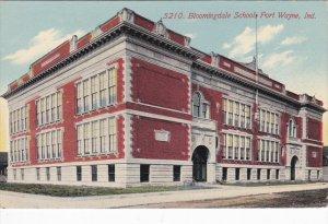 FORT WAYNE , Indiana , PU-1914 ; Bloomingdale School