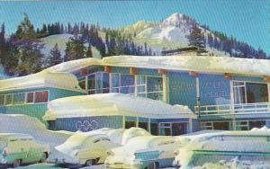 California Lake Tahoe Squaw Valley Ski Lodge