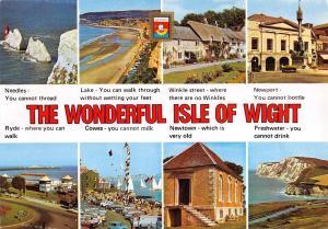 B102132 the wonderful isle of wight  uk