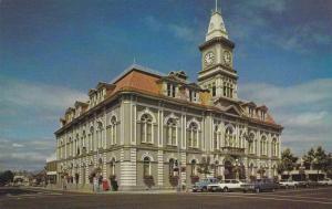 City Hall (Exterior), Victoria, British Columbia, Canada, 1940-1960s