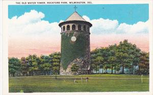 Delaware Wilmington The Old Water Tower Rockford Park