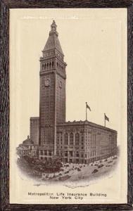 New York City Metropolitan Life Insurance Building