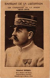 CPA General DUBAIL. Militaire (287225)