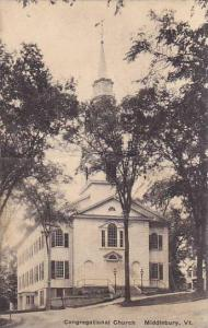 Exterior, Congregational Church,Middlebury,Vermont,00-10s