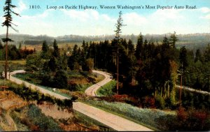 Washington Loop On The Pacific Highway Curteich