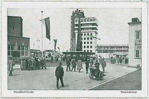 33220  -  Ansichtskarten VINTAGE POSTCARD - Deutschland - DUSSELDORF