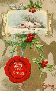 Greeting - Christmas          (Winsch)