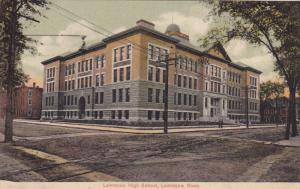 LAWRENCE, Massachusetts; High School, 00-10s