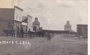 RP: Main Street , HERBERT , Saskatchewan , Canada , PU1911
