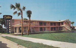 The Ebb Tide Motel, Jacksonville Beach, Florida, 1940-1960s