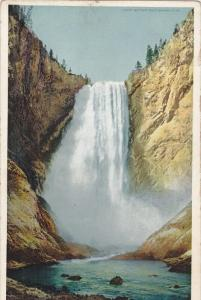 Lower Falls, YELLOWSTONE Park, Wyoming,10-20s