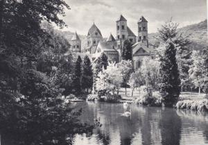 Benedictine Abbey Maria Laach Nr. Coblenz Rheinland-Pfalz, Germany, 1910-1920s