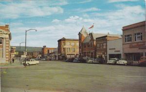 Main Street CRANBROOK , B.C., Canada , 40-60s
