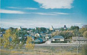 A View Of The Residential Section In High River, Alberta, Canada, 1940-1960s