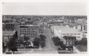 RP: SASKATOON , Sask., Canada , 1930s ; Looking North West