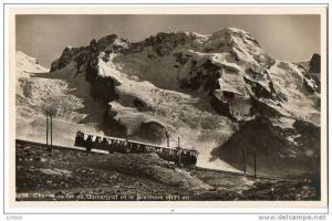 RP;  Switzerland, Chemin de fer du Gornergrat et le Breithorn, Albania, 10-20s