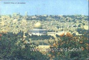JerUSA lem, Israel 1979