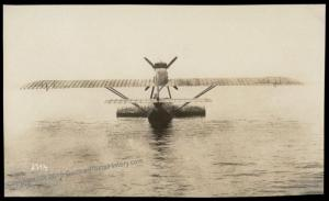 Germany Dornier Wasser E Airplane Original Photograph 65095