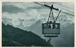 Bergspitze 2250 m, Patscherkofel- Bahn, Tirol, Austria, 1900-1910s