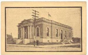 Post Office , Auburn , Maine , 00-10s