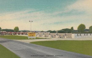 SOMERSET, Kentucky, 1930-40s; Somerset Court