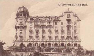 Spain Santander Hotel Real