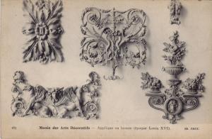 Musee Des Arts Decoratifs, Applique En Bronze (Epoque Louis XVI), PARIS, Fran...