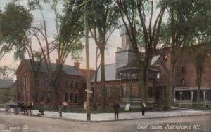 New York Johnstown Court House 1909