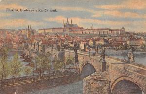 BG24633 praha hradcany a karluv most   czech republic
