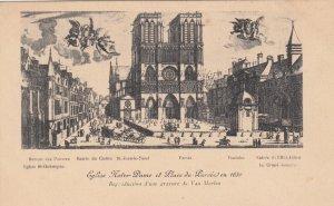 Notre Dame De Paris , 00-10s ; As in 1650
