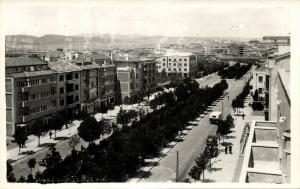 turkey, ANKARA, Yenişehir Street Scene (1950s) Real Photo