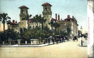 Alcazar St Augustine FL Unused