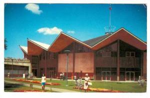 Shakespearean Festival Theatre, Stratford, Ontario, Canada, PU-1969