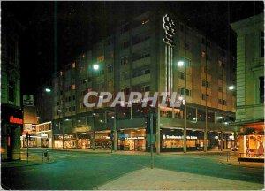 Postcard Modern Malmo City