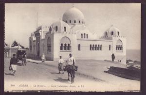 Medersa Univerity Fex Algeria Post Card 2514