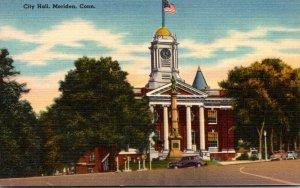 Connecticut Meriden City Hall