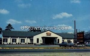 Heritage Restaurant  Rocky Mount NC Unused