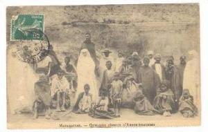 Les Dependances De l´Hopital Militaire, Fianarantsoa, Madagascar, Africa, PU...