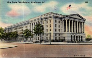 Washington D C New House Office Building 1945